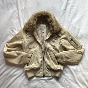 Abercrombie & Fitch - Women's Bomber Jacket